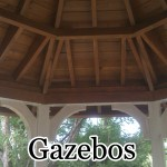 custom timber gazebos pergolas colorado