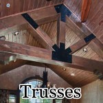 custom timber trusses colorado