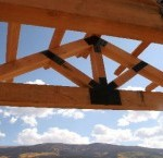 colorado timber trusses custom